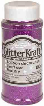 Glitter Kraft Amethyst Glitter Pot 100g