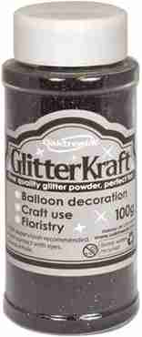 Glitter Kraft Turquoise Glitter Pot 100g
