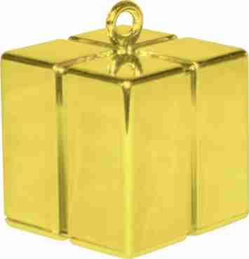 Gold Gift Box Weight 110g 62mm