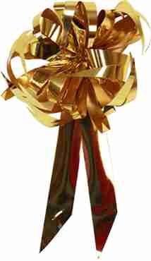 Gold MasterBow Starburst Bow
