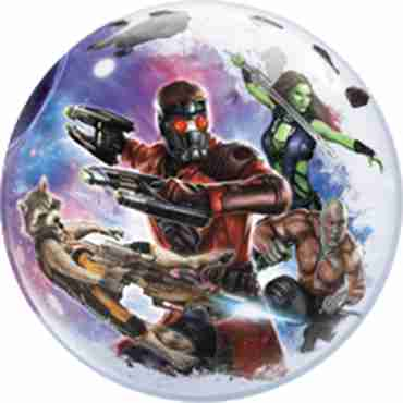 guardians of the galaxy single bubble 22in/55cm