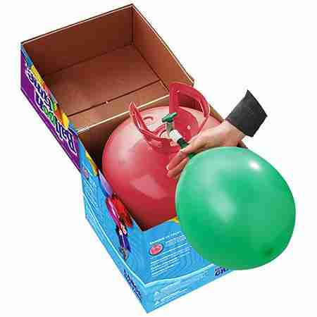 heliumtank 30 ballonnen