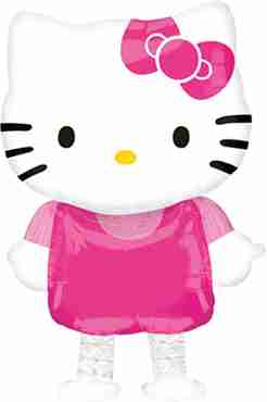 Hello Kitty Balloon Buddies Airwalker 16in/39cm x 24in/59cm