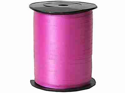 Hot Pink Curling Ribbon 5mm x 500m