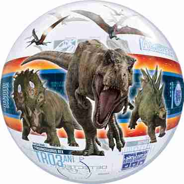 Jurassic World: Fallen Kingdom Single Bubble 22in/55cm