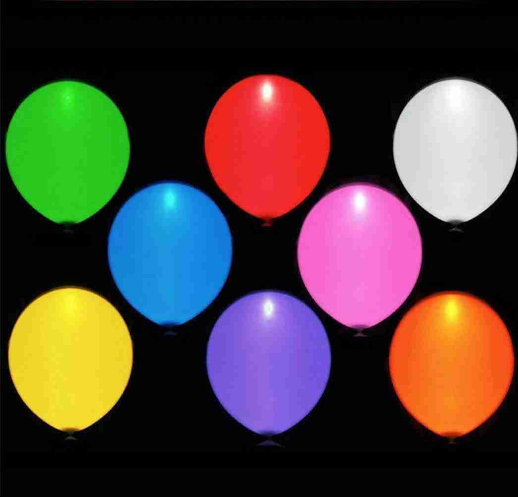 LED Ballon Assorti
