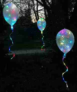 LED Balloon Partylight