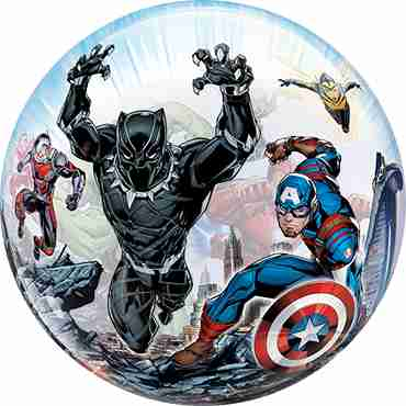 Marvels Avengers Classic Single Bubble 22in/55cm