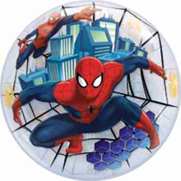Marvels Ultimate Spider-Man Single Bubble 22in/55cm