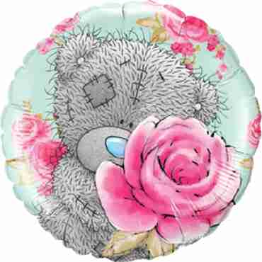 Me To You - Tatty Teddy Birthday Roses Foil Round 18in/45cm