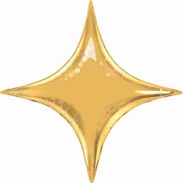 Metallic Gold Foil Starpoint 20in/50cm