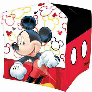 Mickey Mouse Cubez 15in/38cm x 15in/38cm