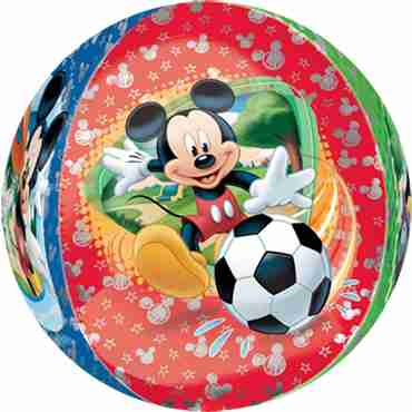 mickey mouse orbz 15in/38cm x 16in/40cm