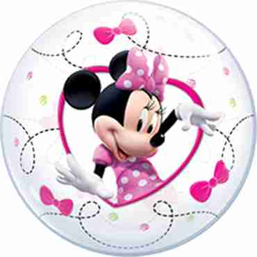 Minnie Air Bubble 12in/30cm