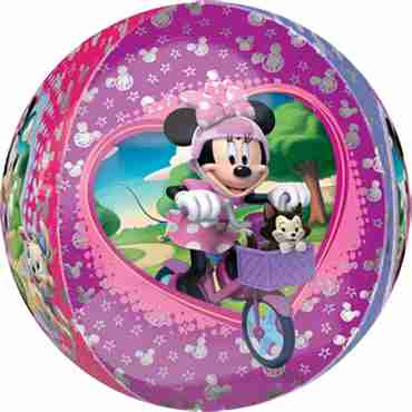Minnie Mouse Orbz 15in/38cm x 16in/40cm