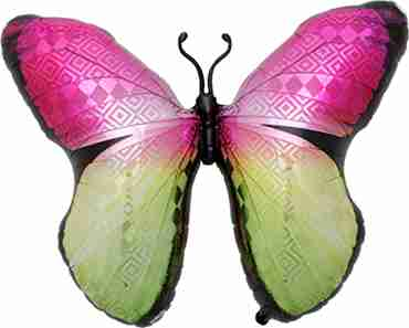 Monarch Multi Foil Shape 31in/79cm
