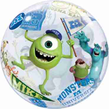 monsters university single bubble 22in/55cm