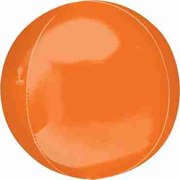 Orange Orbz 15in/38cm x 16in/40cm
