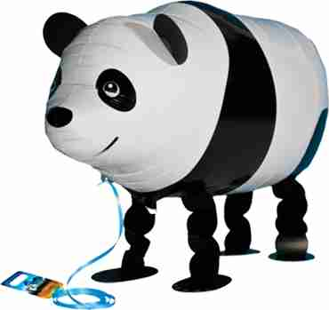 panda airwalker 28in/71cm