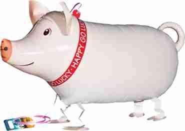 Pig Airwalker 25in/62cm