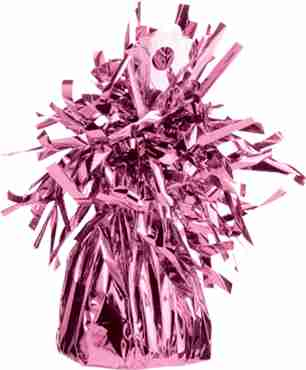 pink foil weight 150g 62mm