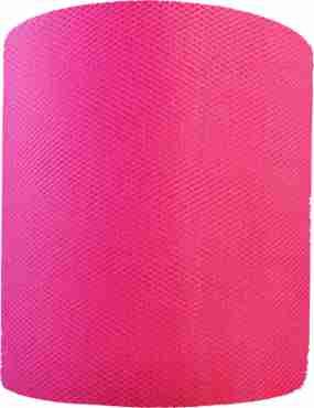 Pink Tulle 12.5cm x 100m