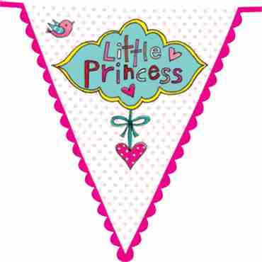 princess bunting 3m