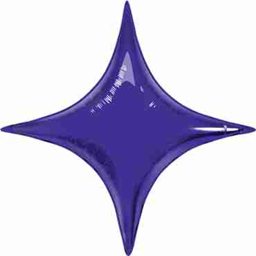Quartz Purple Foil Starpoint 20in/50cm