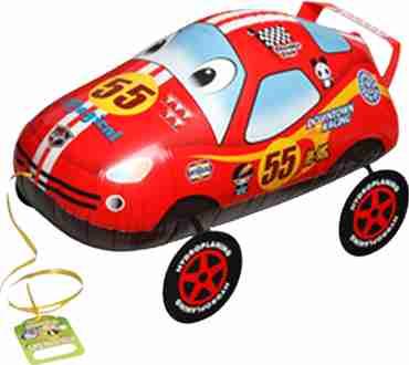 Racing Car Airwalker 20in/50cm