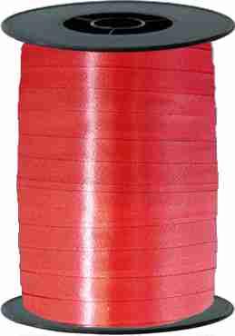 Red Curling Ribbon 10mm x 250m