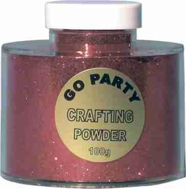 Red Glitter Pot 100g