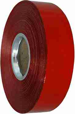 Red Metallic Curling Ribbon 31mm x 100m