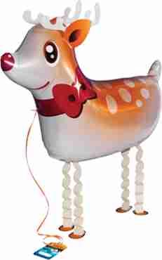 Reindeer Airwalker 24in/60cm