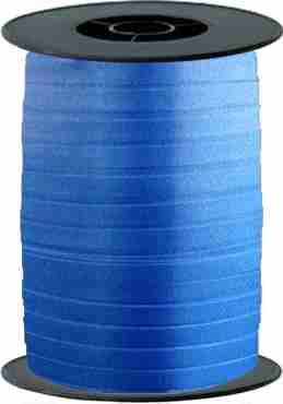 Sapphire Blue Curling Ribbon 10mm x 250m