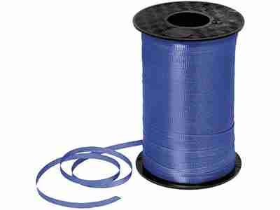 Sapphire Blue Curling Ribbon 5mm x 500m