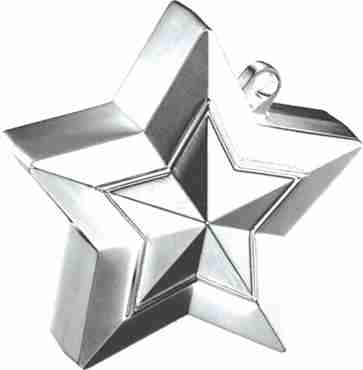 Silver Star Weight 150g 62mm
