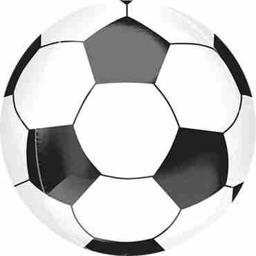 Soccerball Orbz 15in/38cm x 16in/40cm