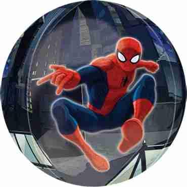 Spider-Man Orbz 15in/38cm x 16in/40cm
