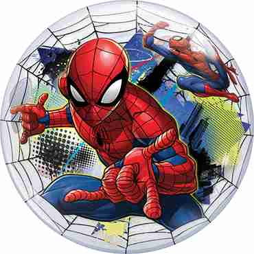 Spider-Man Web Slinger Single Bubble 22in/55cm