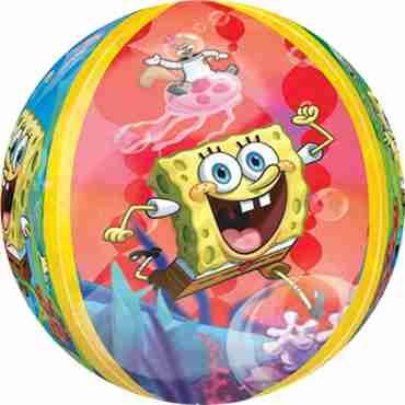 SpongeBob Squarepants Orbz 15in/38cm x 16in/40cm