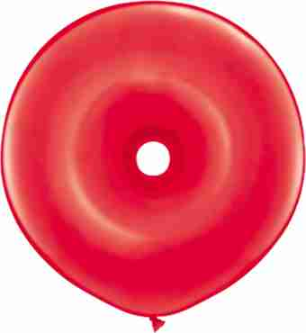 Standard Red GEO Donut 16in/40cm