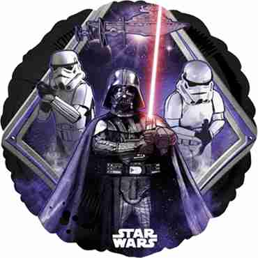 Star Wars Classic Vendor Foil Round 18in/45cm