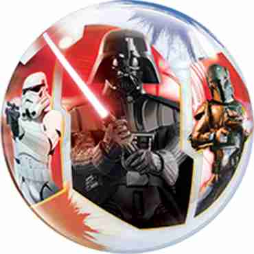 Star Wars Light vs Dark Sides Air Bubble 12in/30cm