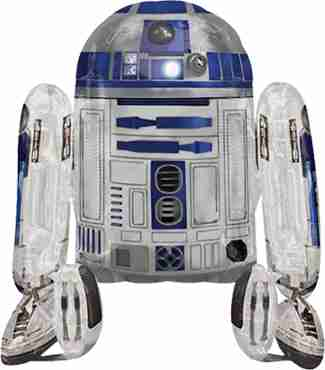 Star Wars R2D2 Airwalker 34in/86cm x 38in/96cm