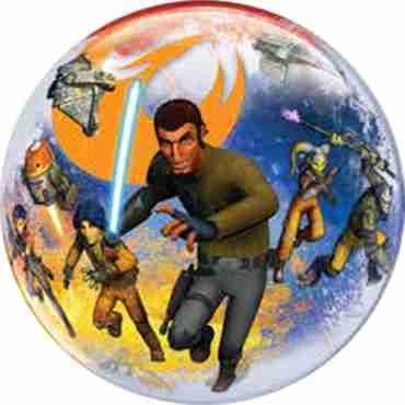 Star Wars Rebels Single Bubble 22in/55cm