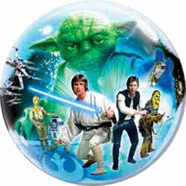 Star Wars Single Bubble 22in/55cm