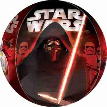 Star Wars The Force Awakens Orbz 15in/38cm x 16in/40cm