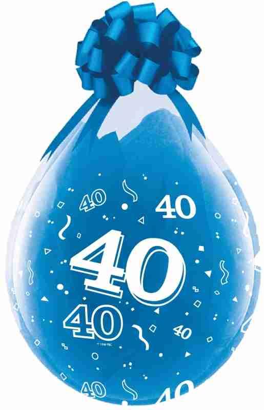 Stuffer Ballon 40