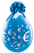 stuffer ballon euro teken
