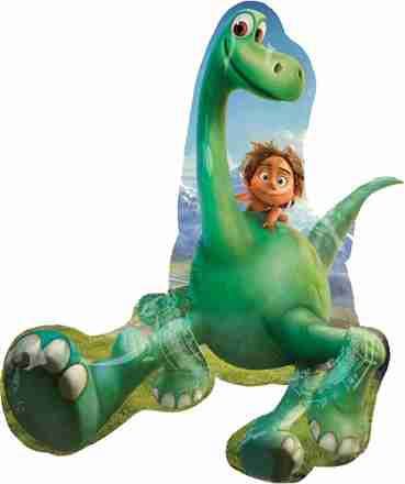 The Good Dinosaur Foil Shape 30in/76cm x 34in/86cm